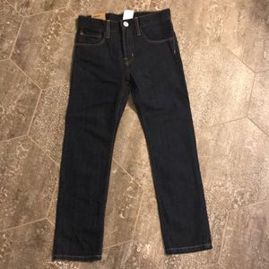NWT Girls H&M jeans size 6/7